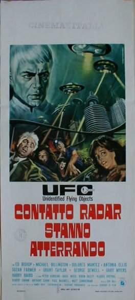 Ufo Shado – Contatto Radar, Stanno Arrivando (1974)